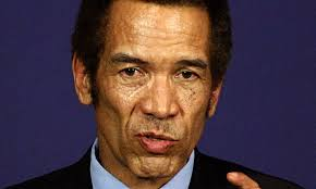 Image result for President Ian Khama PHOTO