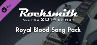 Rocksmith® 2014 Edition – Remastered – <b>Royal Blood</b> Song Pack ...