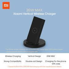 <b>Xiaomi Vertical</b> Wireless Charger <b>20W</b> Max with Flash Charging Qi ...