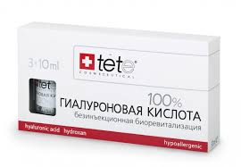<b>Гиалуроновая кислота</b> 100% <b>30</b> ml Tete Cosmeceutical