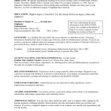 education resume objective  seangarrette coresume for high school special education teacher special education teacher resume sample two teacher resume objective  x