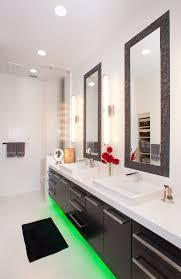 bathroom mirror lights contemporary with bathroom lighting ideas ceiling