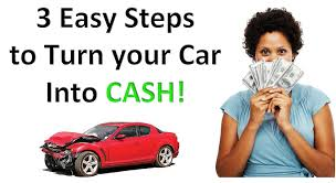 Sell your Junk Car for Cash, turn your junk car into cash