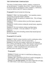 paragraph expository essay templates homework for you best photos of expository essay outline template five paragraph essay outline template expository essay outline example and 3 paragraph expository