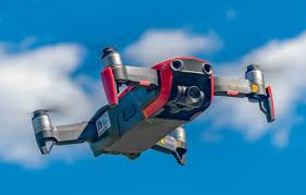 Обзор <b>квадрокоптера DJI Mavic Air</b>: складной летающий ...