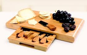 Stanley Rogers <b>5 piece</b> Bamboo Cheese Set – <b>Blessed</b> Earth