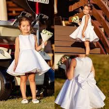 <b>2019 Lovely Flower Girls</b> Dresses For Country Garden Wedding ...