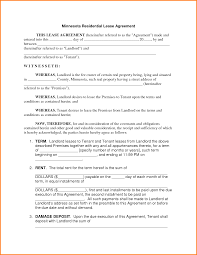 basic editable rental agreement form templates thogati 30 basic editable rental agreement form templates minnesota residential lease agreement template