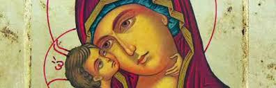 Risultati immagini per icona di maria