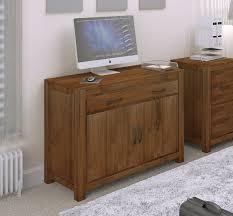 baumhaus mayan walnut hidden home office baumhaus hidden home office 2 door cabinet