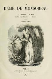 La Dame De Monsoreau (1846)