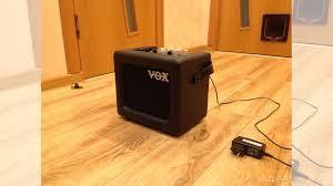 <b>Гитарный комбоусилитель VOX mini3-G2</b> black купить в Москве ...