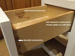 soft close drawers box: allure drawer box allure drawer box allure drawer box