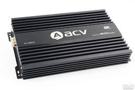 <b>ACV ZX-1.1800D усилитель</b> — купить в Красноярске. Состояние ...