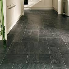 kitchen floor laminate tiles images picture: professional continuous black slate laminate tiles
