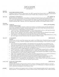 mba graduate resume sample cipanewsletter awe inspiring mba resume template brefash