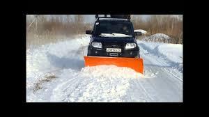 Снегоуборочный <b>отвал</b> для а/м УАЗ <b>Патриот</b> - YouTube