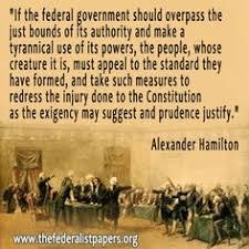 Alexander Hamilton on Pinterest | Constitution, Quote and Politics via Relatably.com