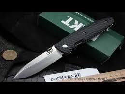 <b>Складной нож</b> CRKT <b>Lucas</b> Burnley Design Aux Folder 1220