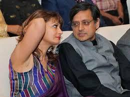 थरूर की पत्नी ने कांग्रेसी कार्यकर्ता को जड़ा थप्पड़