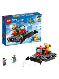 <b>Конструктор LEGO City</b> Great Vehicles 60222 Снегоуборочная ...