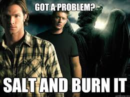 "The Best ""Supernatural"" Memes | netsayz via Relatably.com"