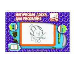 <b>Доска</b> для рисования 42х27 см <b>Fancy Creative</b> — купить в Москве ...