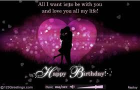 Romantic Birthday! Free Husband & Wife eCards, Greeting Cards ... via Relatably.com