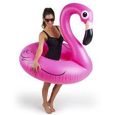 <b>Надувной круг BigMouth</b> Flamingo, розовый — купить в интернет ...