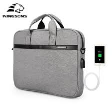 <b>Kingsons Waterproof High Quality</b> Laptop Handbag for 12 13 14 15 ...