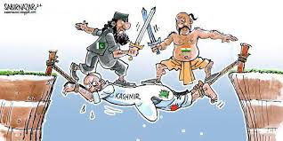 Image result for kashmir cartoons