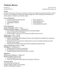 oracle bi developer web developer resume samples  seangarrette coweb developer resume example web developer resume example standard