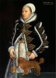 essays tudorblogger page  catherine carey by steven van der meulen 1562