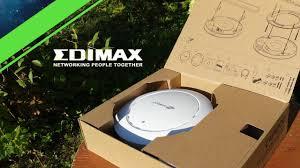 ️ WiFi в Офисе - <b>Точки Доступа Edimax</b> - CAP300 и CAP1200