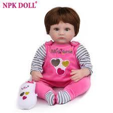 NPK DOLL <b>Reborn</b> Baby 16 inch <b>45cm</b> Lifelike <b>Hot sale</b> Newborn ...
