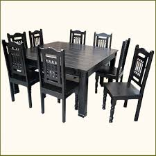 black kitchen dining sets:  black table and chair dining set  inspiration best in black table and chair dining set