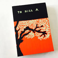 to kill a mockingbird wood art to kill a mockingbird art project