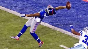 EVERY ANGLE: Odell Beckham Jr.'s One-Handed TD Catch ...