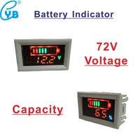 <b>Voltage Capacity Indicator</b>