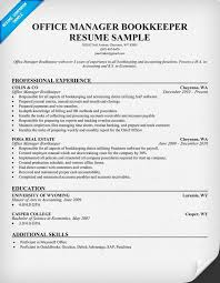 resume resume examples and offices