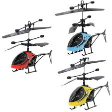 HBOY Anti-Fall King Mini <b>Two</b>-<b>Way Remote Control</b> Aircraft ...