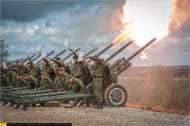 Image result for Ракетные войска и артиллерия ВСУ в действии