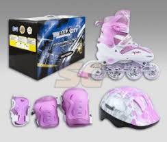 <b>Раздвижные роликовые коньки Max City</b> Volt Combo MC ...