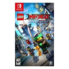 Игра для <b>Nintendo Switch</b> LEGO: Ниндзяго Фильм. <b>Видеоигра</b> ...