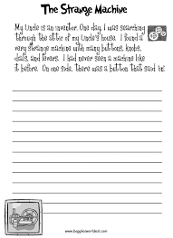 english creative writing worksheets for grade discourse