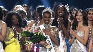 Miss South Africa Zozibini Tunzi crowned Miss Universe 2019 ...