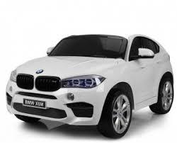<b>Детский электромобиль Jiajia</b> BMW X6M White 12V - JJ2168-White