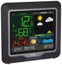 <b>Цифровая метеостанция TFA</b> Season 35.1150.01, купить в ...