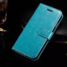 Купить <b>Кожаный чехол книжка Fashion</b> Бирюзовый для iPhone ...