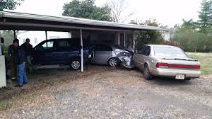 Toyota West Statesville Vehicle Crashes Into Carport In Western Iredell News
